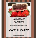 Chocolate Desserts - Pies and Tarts | urbnspice.com