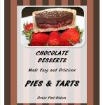 Chocolate Desserts - Pies and Tarts | urbnspice.com