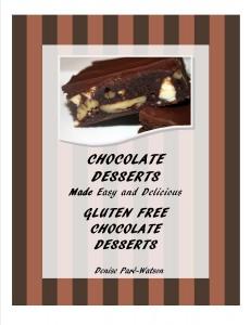 Gluten Free Chocolate Desserts