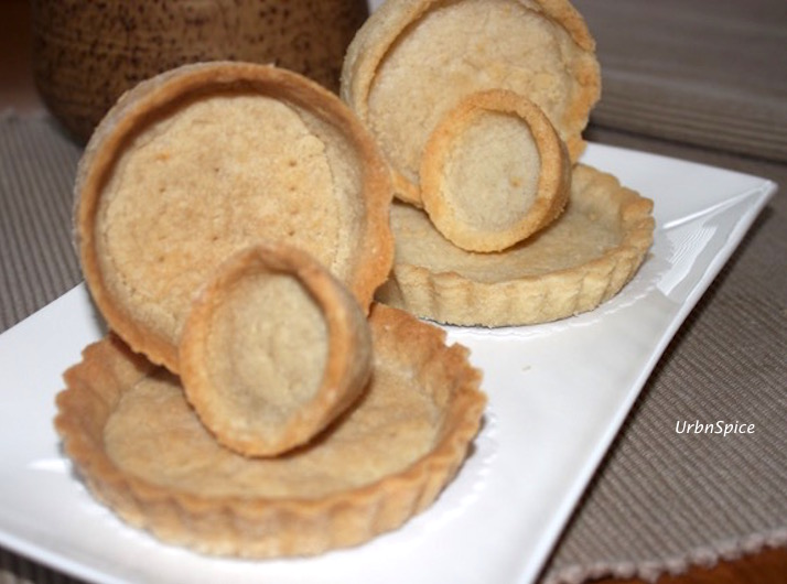 Pastry Shells | urbnspice.com