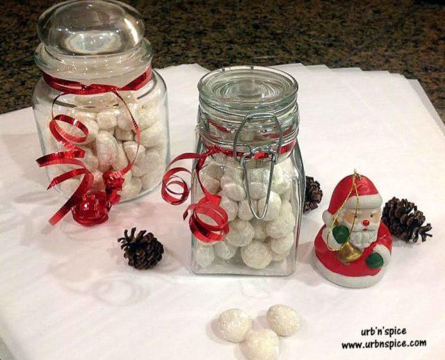 Vanilla Bean Poppers | urbnspice.com