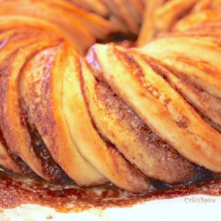Cinnamon Ring for special occasions | urbnspice.com