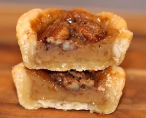 Maple Butter Pecan Tarts   urbnspice.com