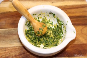 Gremolata is ready to use | urbnspice.com