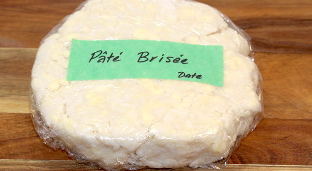 PÂTE BRISÉE – Classic French Pie and Tart Pastry