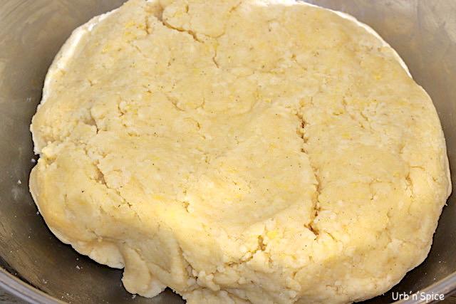 Pate Sucree dough | urbnspice.com