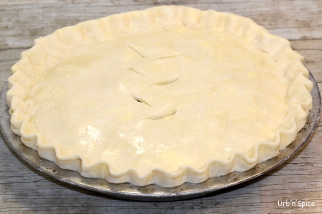 Tourtiere ready to bake or freeze | urbnspice.com