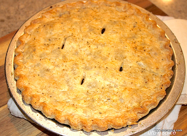 Traditional Tourtiere | urbnspice.com