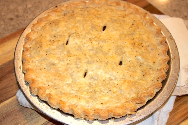 French Canadian Tourtiere | urbnspice.com