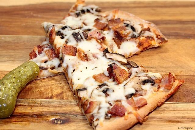Enjoy a slice of Power Pizza | urbnspice.com