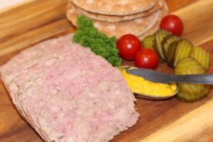 Pork and Ham Loaf   urbnspice.com