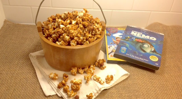 How to Make Homemade Maple Molasses Caramel Popcorn