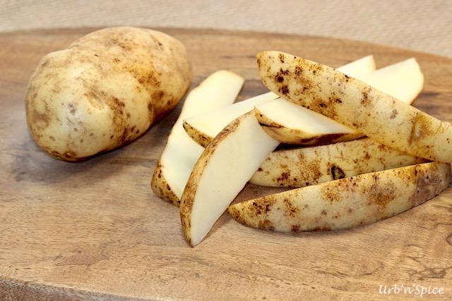 Russet Potatoes | urbnspice.com