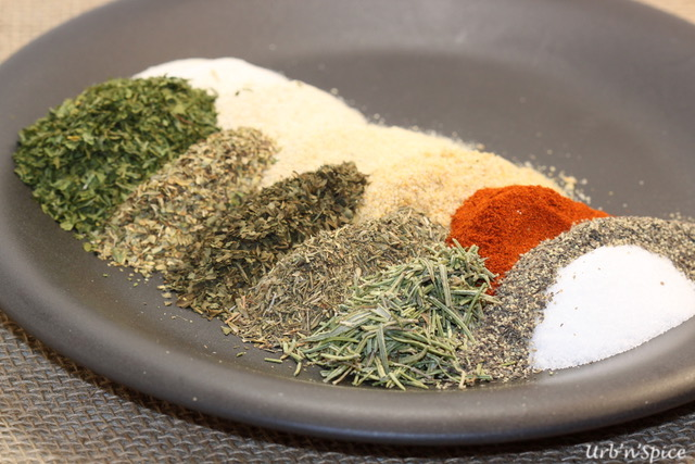 Savoury Seasoning Blend | urbnspice.com