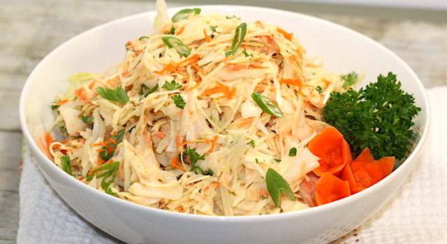 How to Make the Ultimate Classic Coleslaw