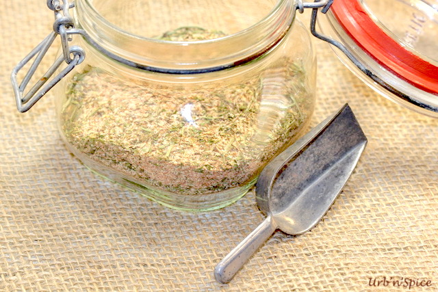Grilled Vegetable Seasoning Mix   urbnspice.com