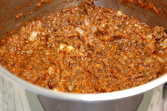 Back-to-School Blenditarian Sloppy Joe mixture | urbnspice.com