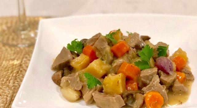 Blanquette de Veau (Veal Stew)