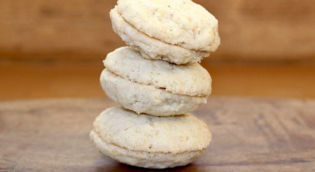 Crunchy Potato Chip Cookies