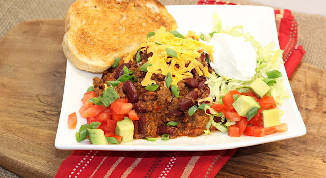 How To Make The Best Chili – A Blend and Extend Recipe
