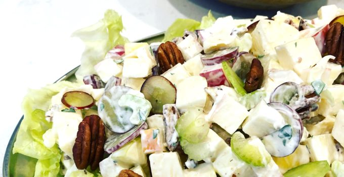 How to Make the Best Waldorf Salad