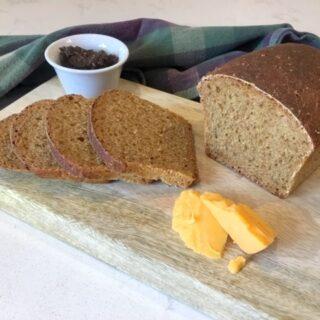 Irish Treacle Brown Bread | urbnspice.com