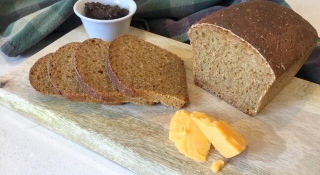 Irish Treacle Brown Bread