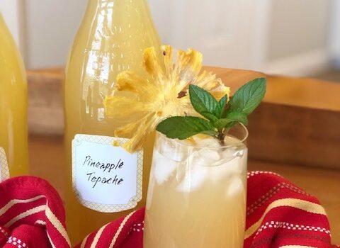 Pineapple Tepache – A Summer Mocktail