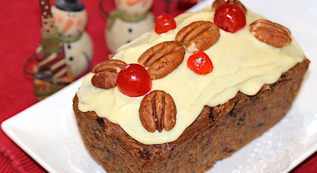 Holiday Fruitcake Made Easy
